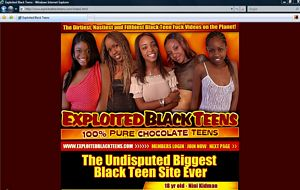 The mother of all black teen porn sites with over 400 sex movies!